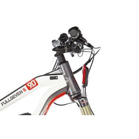 HAIBIKE XDURO FullSeven S 9.0 Titan/Weiß/Rot